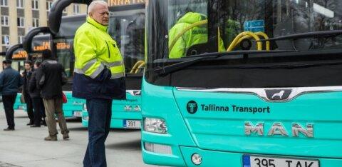 Водителям общественного транспорта подняли зарплату. Есть и бонусы, например, занятие стрельбой из воздушного оружия