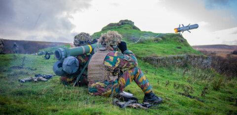 Spike LR – kaitsevägi saab relvastuse, mis viib jalaväebrigaadide tankitõrjevõime täiesti uuele tasemele