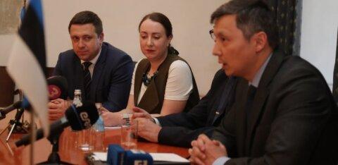 FOTOD ja VIDEO | Keskerakond teatas, et uueks abilinnapeaks saab pikaaegne Kõlvarti nõunik Betina Beškina