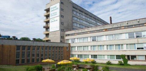 Ида-Таллиннская центральная больница возобновляет тестирование на коронавирус для всех пациентов