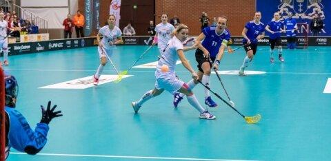 Selgus Eesti naiskonna koosseis MM-finaalturniiriks