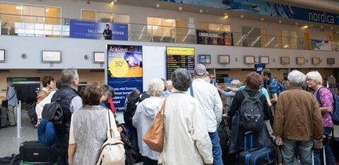 Ettevaatust: lennuettevõtted hiilivad hüvitise maksmisest kõrvale