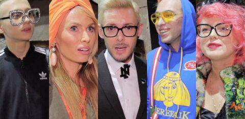 ВИДЕО: Adidas, Adibas и другие модные бренды в образах гостей Таллинской недели моды. День 3