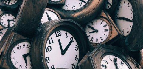 ОПРОС | В ночь на воскресенье Эстония перейдет на летнее время. Стоит ли отказаться от перевода часов?