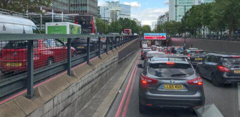 Linnaruumimõtteid Londoni näitel: rattateid tuleb planeerida mõistusega