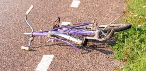 Ööpäev liikluses: õnnetustes said viga ratturid ja jalakäijad, tabati 19 joobes juhti