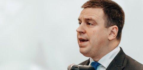 Премьер-министр Ратас встретится в Хельсинки с президентом Финляндии и эстонской общиной