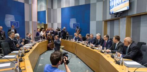 Лидеры стран ЕС пока не договорились по многолетнему бюджету сообщества