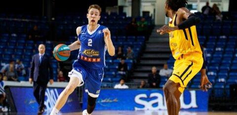 Sander Raieste sõlmis Hispaania meistermeeskonnaga pika lepingu