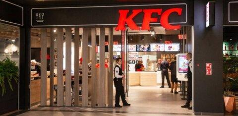 В Таллиннском аэропорту появится ресторан KFC