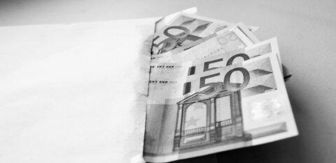 Выплачивающие зарплаты в конвертах предприятия должны доплатить государству более 8 млн евро