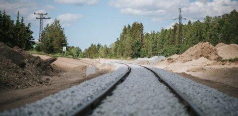 Зерно теперь перевозят по железной дороге