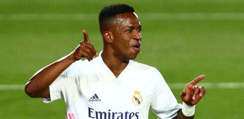 Taas raskustes olnud Madridi Real sai hooaja teise võidu