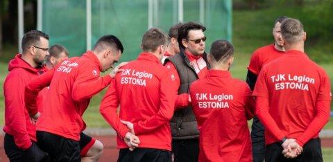JÕHKER PAUK | Tiimikaaslase poolt nokauti löödud ja haiglasse viidud Eesti jalgpallur: täna on selline tunne, nagu oleks terve öö viina joonud