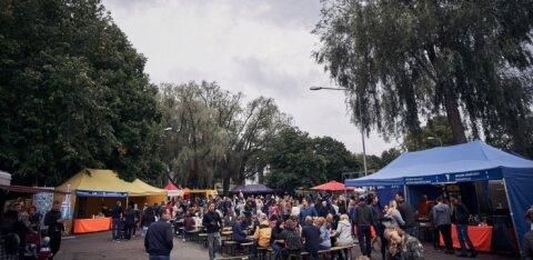 Таллинн вводит запрет на использование одноразовой пластиковой посуды на общественных мероприятиях