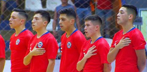 Футзал Чили станет профессиональным!
