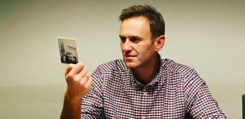 Навальный недоволен, что Трамп не осудил его отравление