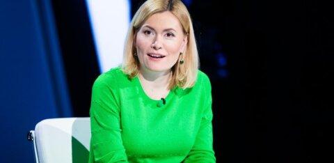 Рийна Сиккут: Таллинну стоит заменить вице-мэра, оставившего детей без миллиона евро
