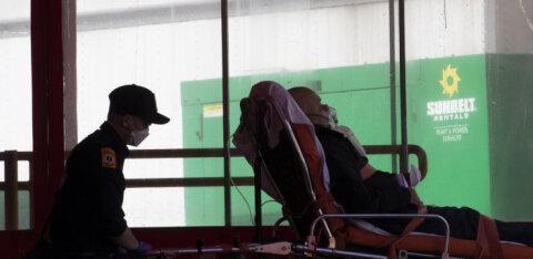 Грустный мировой рекорд: в США за сутки из-за коронавируса умерли 1 400 человек