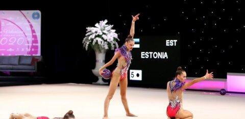 Eesti rühmkava naiskond alustas kodust suurturniiri kuuenda kohaga, kaks riiki loobusid koronoonaviiruse hirmus