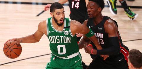 VIDEO   Boston Celtics sai NBA poolfinaalis esimese võidu
