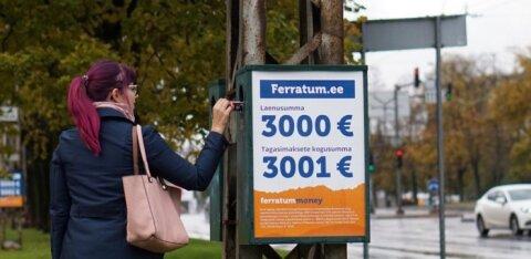 Ferratum Bank aitab prügikastidega hoida Tallinna puhtana