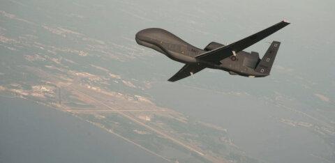 Иран сбил беспилотник США в Персидском заливе