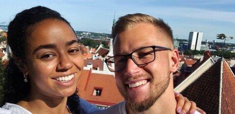 Эстонский топ-спортсмен нашел свое счастье с американкой