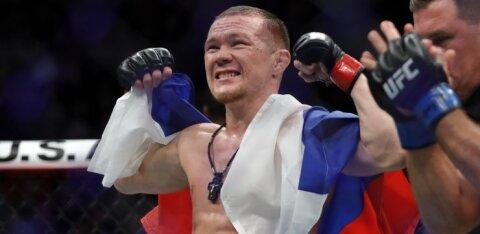 ВИДЕО: Петр Ян нанес запрещенный удар и потерял чемпионский пояс