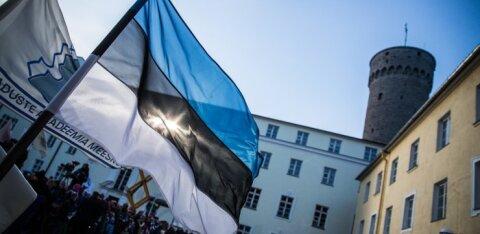 ИССЛЕДОВАНИЕ | Жители Эстонии чувствуют себя в большей безопасности, чем их южные соседи