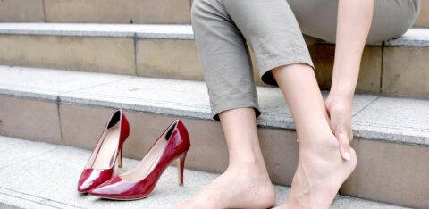 KUULA   Kas tallatoed võtavad jalavalu ära või on tegemist mõttetu raharaiskamisega?