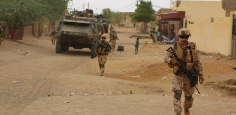 Силы обороны Эстонии рассказали об атаке в Мали: пострадали шесть эстонских солдат, троих отправят домой. Организатором может быть ДАИШ