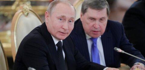 Помощник Путина: многое в поведении эстонской стороны для нас неприемлемо, но диалог лучше, чем отсутствие контактов