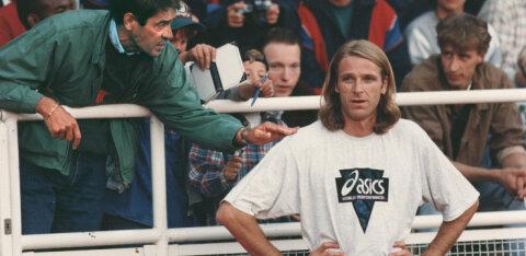 Alkoholismiga võitlev Rootsi kõrgushüppelegend: esmakordselt pärast teismeiga olen suutnud olla pea kaks nädalat ilma alkoholita