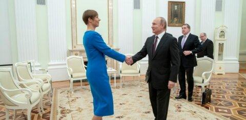 Tavatu kohtumine Kremlis