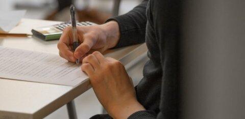Процесс пошел: законопроект об отмене экзаменов в основной школе рассмотрит Рийгикогу