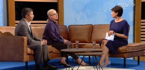 """""""Насилие – это тот случай, когда мужчина заслужил, чтобы его били по лицу"""". Михаил Кылварт высказался на тему домашнего насилия на ETV+"""
