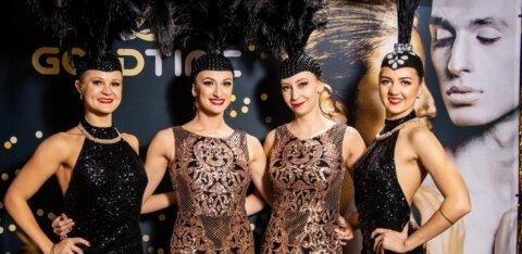 ФОТО | Блеск, гламур и танцы! Смотрите, как прошло открытие ювелирного отдела Goldtime в Ülemiste