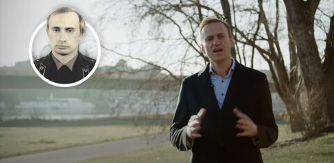 Навальный выпустил фильм про дворец Владимира Путина