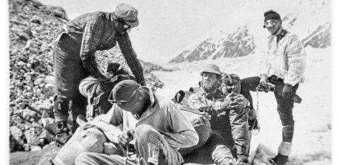 Смерть на Памире: пять эстонцев покорили пик Ленина, вернулись только двое