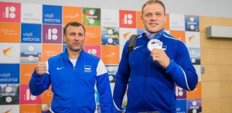 Почему знаменитый эстонский борец расстался с украинским тренером?