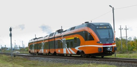 Компания Elron увеличила число рейсов между Таллинном и Нарвой