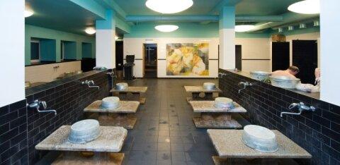 Таллиннские бани открываются 1 июня. Но не без ограничений