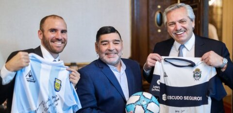 Argentina president kuulutas välja kolme päeva pikkuse rahvusliku leina