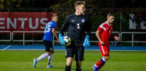 Arsenali U23 väravas seisnud Karl Jakob Hein ei suutnud Chelseat pidurdada
