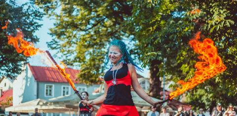 Pärnu tänavaartistide festivalil esinevad sel aastal nii uued tulijad kui ka rohkem tuntust kogunud artistid üle kogu maailma