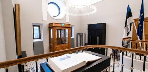 ФОТО DELFI: Смотрите, как выглядит отремонтированное Посольство Эстонии в Москве
