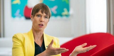 Керсти Кальюлайд: я бы солгала, если бы сказала, что это правительство не опасно для внешней политики