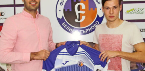 Eesti jalgpallur tegi karjääris sammu edasi ja liitus Bulgaaria kõrgliigaga