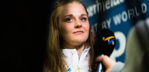 Vennad Bö`d on veendunud, et Stina Nilssonist saab tipptasemel laskesuusataja